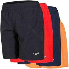New Speedo Boys Swimming Shorts Junior Kids Swim Trunks Board Shorts Age 4-14