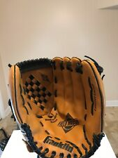 Franklin Field Master 4960 13� Softball Baseball Glove Right Hand Throw