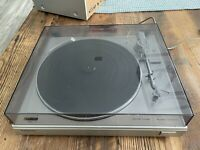 Vintage Panasonic Automatic Turntable SF-620 Records LP Player