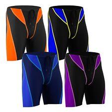 Acclaim Fitness Nanjing Uomo Compressione Nuoto Jammer Nylon Lycra Pantaloncini