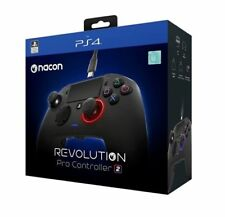Nacon PS4 Revolution Pro Controller V2 PC kompatibel, Playstation 4 Controller