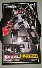 Transformers Masterpiece MP-10B Black Optimus Prime Convoy Authentic first relea