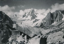 CHAMONIX-MONT BLANC c. 1930 - Refuge du Couvercle  Haute-Savoie - DIV 7486