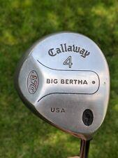 Callaway Big Bertha 4 Wood CLASSIC