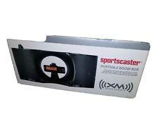 Xm Satellite Radio Sportscaster Boom Box Xmb101Uk, Radio & Dock