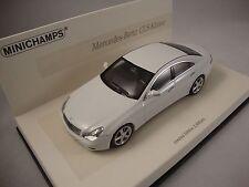 Artículos de automodelismo y aeromodelismo MINICHAMPS color principal blanco Mercedes
