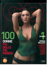 GQ ITALIA 38 NOVEMBRE 2002 SUPPLEMENTO 100 DONNE PIU' BELLE DEL MONDO