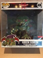 Funko Pop Spider-Man Green Goblin #408 10 Inch Target Exclusive Ready To Ship