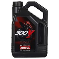 Motul 300V FL Road Racing 15W-50 4 LITRI