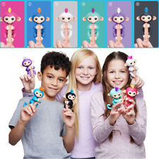 Fingerling Interactive Baby Monkey Toy Wow Wee Finger Motion Hanger Toy For Xmas