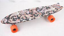 Globe Graphic Bantam St paisley skateboard tamaño: 23 x 6 x 11.5 pulgadas