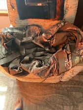 Fieldline Realtree Camo Utility Duffle Bag
