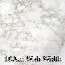 Glossy Marble Contact Paper Self Adhesive Wallpaper Wall Sticker Peel and Stick