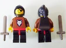 6007 6097 6047 6099 für  z.B Lego®  RITTER Figur 22 mit Zubehör
