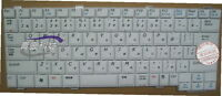 (US) Original keyboard for NEC Lavie ll550/j Japan 2268#