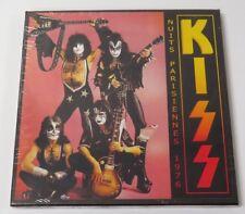 KISS 1976 LIVE BOX SET SEALED 1 OF 10 MADE