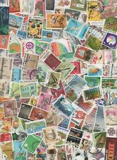 SINGAPORE : 123 USED STAMPS