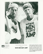 WESLEY SNIPES WOODY HARRELSON WHITE MEN CAN'T JUMP 1992 VINTAGE PHOTO ORIGINAL