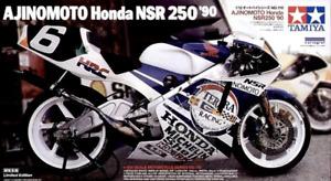 Tamiya 1/12 Honda Nsr250 Ajinmoto 1990