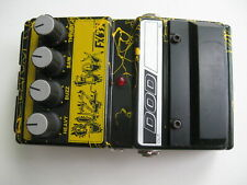 Vintage DOD FX33 Buzz Box Octave Fuzz Guitar Effect Pedal Rare