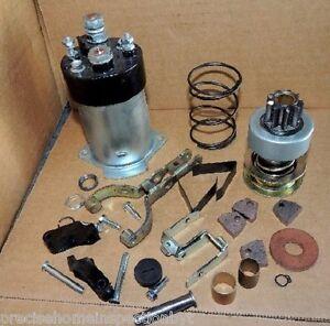 NEW PREMIUM STARTER REBUILD KIT for OLDSMOBILE CUTLASS 455 1970-76 & 403 1977