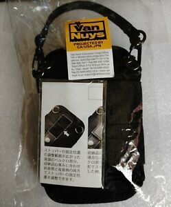 VanNuys MADE IN JAPAN Vertical Case for SONY WM1Z/1A Type-A Black F/S USA SELLER