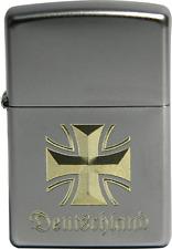 Original Zippo Sturmfeuerzeug Eisernes Kreuz Deutschland