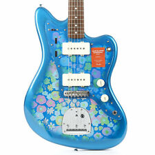 Brand New Fender Made in Japan Traditional '60s Jazzmaster in Blue Flower