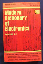 Modern Dictionary of Electronics by Rudolf F. Graf