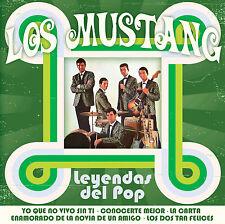 LEYENDAS DEL POP – LOS MUSTANG