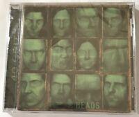 Heads - 40 Grit (CD 2000) sealed thrash metal