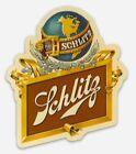 Schlitz Globe World Vintage MAGNET beer fridge toolbox Custom Magnet