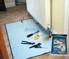 Todays outils de protection de plomberie plombier & des ingénieurs de chauffage Tapis absorbant