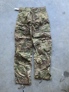 New Multicam OCP Army Combat Pants w Knee Pad Slots, Flame Resistant, Med Long
