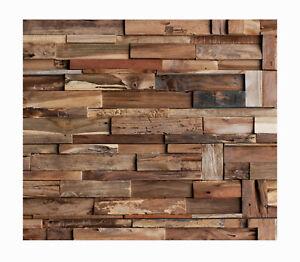 Holz Verblender - HO-014 - Paneele - Fliesen Lager Stein-mosaik Herne NRW