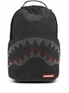 Sprayground Trinity Shark Glitter Gem Rhinestones Backpack 910B2765NSZ Shark