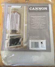 "New Cannon Canvas Garment Storage Bag Beige 39"" x 22"" x 2"""