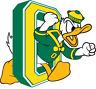 Oregon Ducks NCAA Color Die-Cut Decal / Sticker *Free Shipping