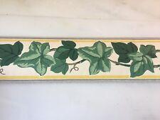 Dex Vintage Rolls Wallpaper Border-English Ivy Wallpaper Trim