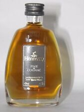 Cognac Hennessy Fine 50 ml  mini flaschen bottle miniature bottela mignonnette