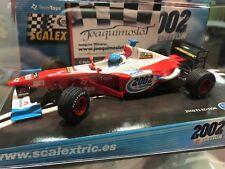 SCALEXTRIC  COCHE F1 DEL CLUB 2002, NUEVO A ESTRENAR.   ENVIO GRATIS!!!!!