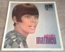 MIREILLE MATHIEU self titled 1966 UK FONTANA MONO VINYL LP