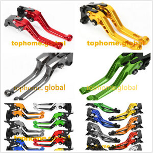 9 Style Levers For MOTO GUZZI CALIFORNIA AUDACE ELDORADO MGX21 Clutch Brake CNC