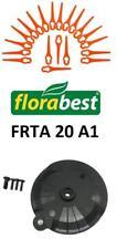 20 Messer + Schneidscheibe FRTA 20 A1 IAN 282232 Florabest Akku Rasen Trimmer