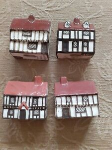 Mudlen End Studio Houses. 4 X Houses