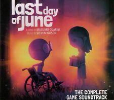 STEVEN WILSON Last Day of June soundtrack CD ( LTD DIJIPACK ) ( PORCUPINE TREE)