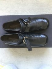 Dolce Gabbana Leather Shoes