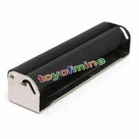 Hot 110mm Easy Handroll Metal Cigarette Tobacco Rolling Machine Roller Maker New