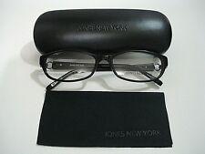 26c47cfb034 Jones New York J737 Black Eyeglasses Rx-Able Frame
