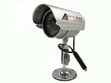 Wired Surveillance NightVision Camera with Power Supply.